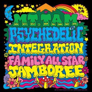 integration jamboree psychedelic
