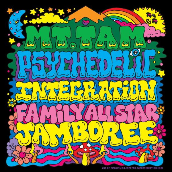integration jamboree psychedelic